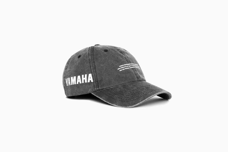 John Elliott Yamaha Unisex Capsule EX Deluxe Waverunner motorsports collaborations hoodies shirts sorts cap