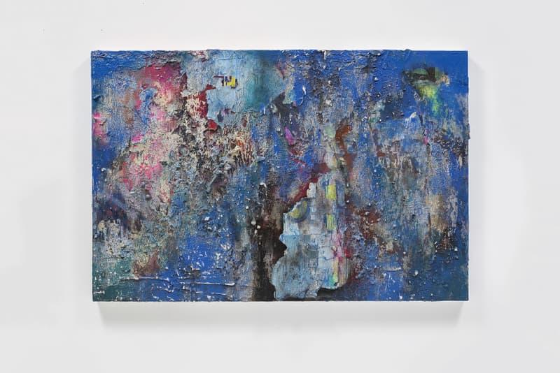 jose parla echo of impressions ben brown fine arts exhibition artworks paintings