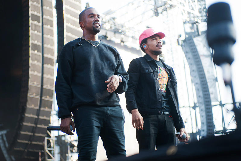 Kanye West Chance The Rapper Zaytoven chicago Michael jackson Jackson 5 Never Can Say Goodbye