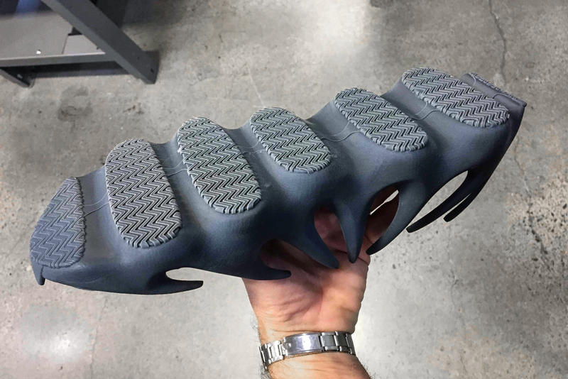 Kanye West Steven Smith YEEZY 451 New Balance 574 Reebok Instapump Fury adidas Nike Zoom Streak Spectrum First Look 2019 Release Re-design