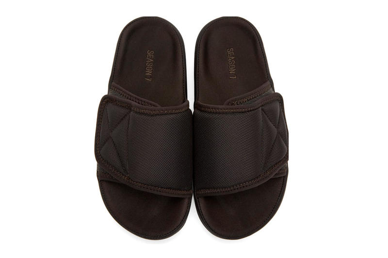 Kanye West YEEZY Slides black