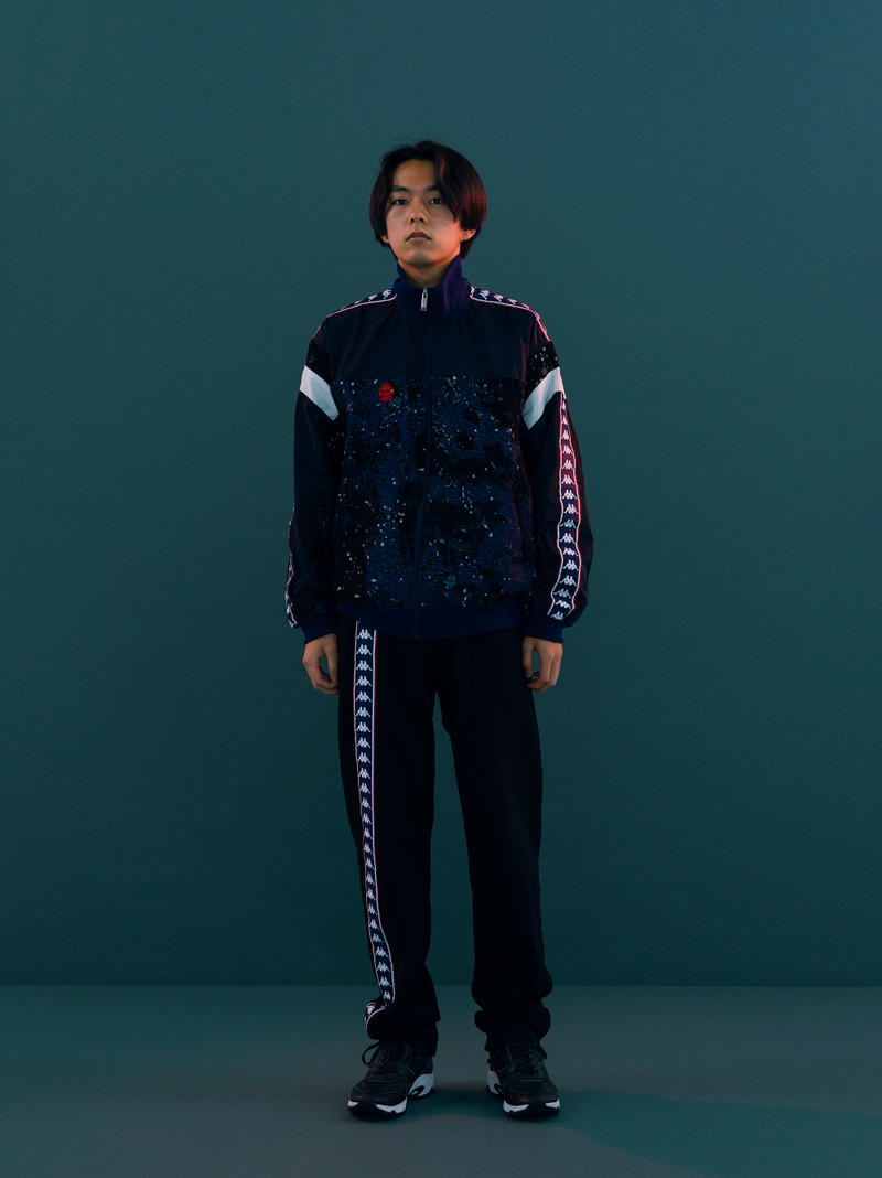 Christian DaDa x Kappa Fall/Winter 2018
