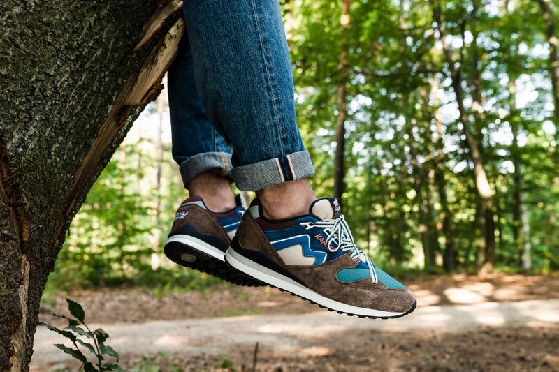 Karhu Ruska 2018 Sneaker Collection karhu aria synchron classic fall winter autumn Shoes Trainers Kicks Sneakers Footwear Cop Purchase Buy karhu aria synchron classic