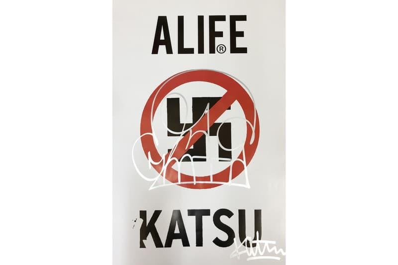 katsu alife the climate capsule merchandise streetwear graffiti