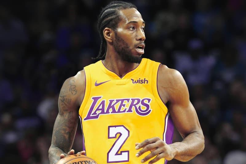 Kawhi Leonard los angeles Lakers toronto Raptors