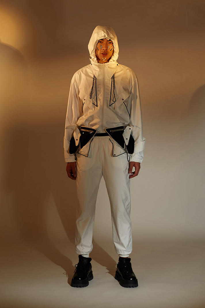 Kit Wan Studios Spring/Summer 2019 Campaign collection techwear manga lookbook fashion streetwear