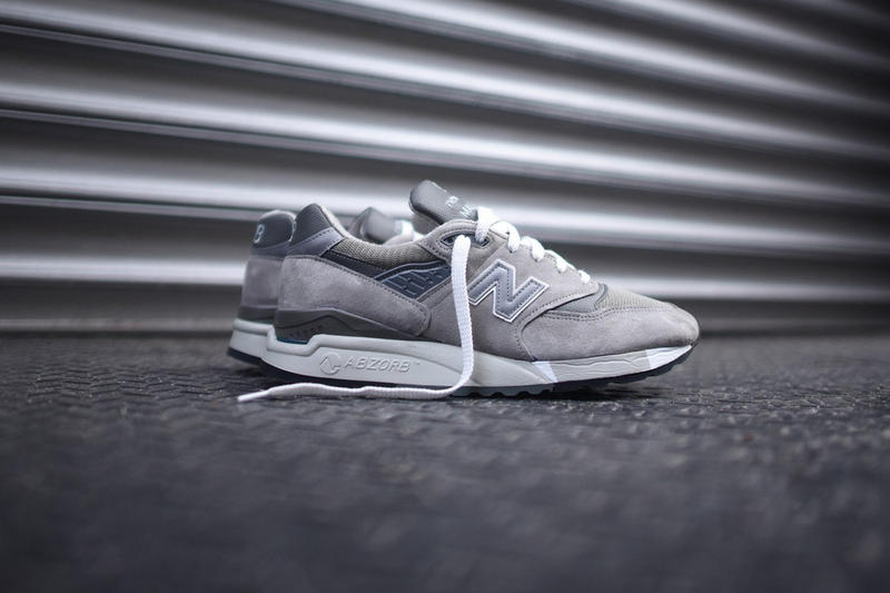 Ronnie Fieg Kith New Balance 991 990 993 996 997 998 Grey Navy Purple Brown Black White Archive Sneaker Trainer Silhouette Shoe Footwear Sale Curated Collection Capsule Release Information Vintage Dad Shoe