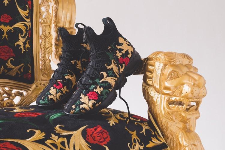 596cb852d9e60b The KITH x Nike LeBron 15