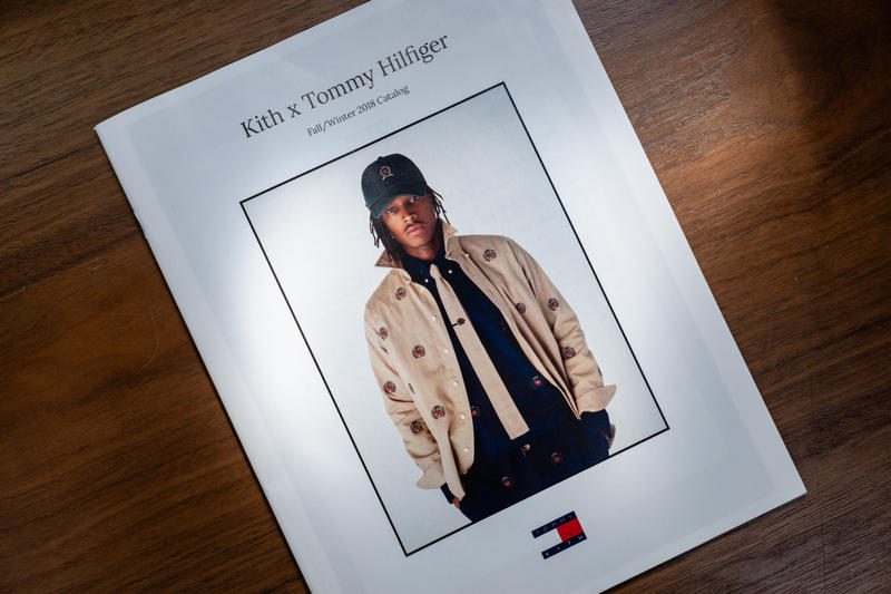 4e061954 A Closer Look at the KITH x Tommy Hilfiger Fall/Winter 2018 Catalog