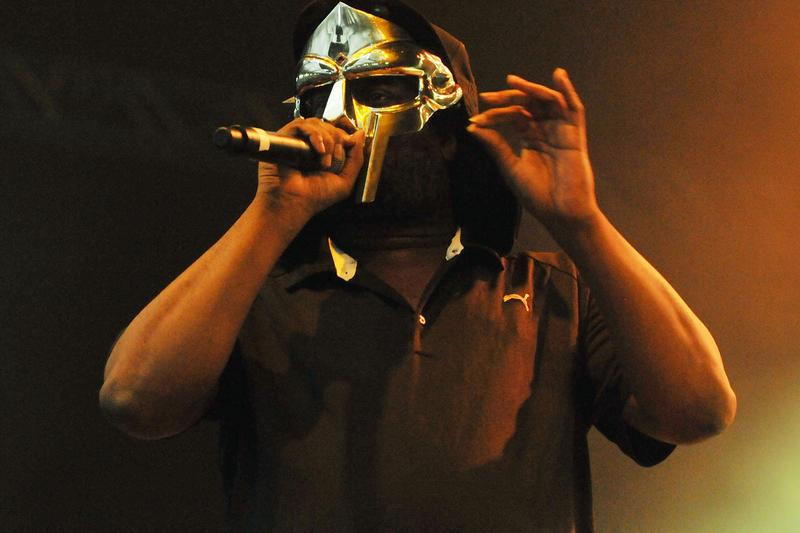 "MF Doom is a ""Super Hero"" On New Song with Kool Keith"