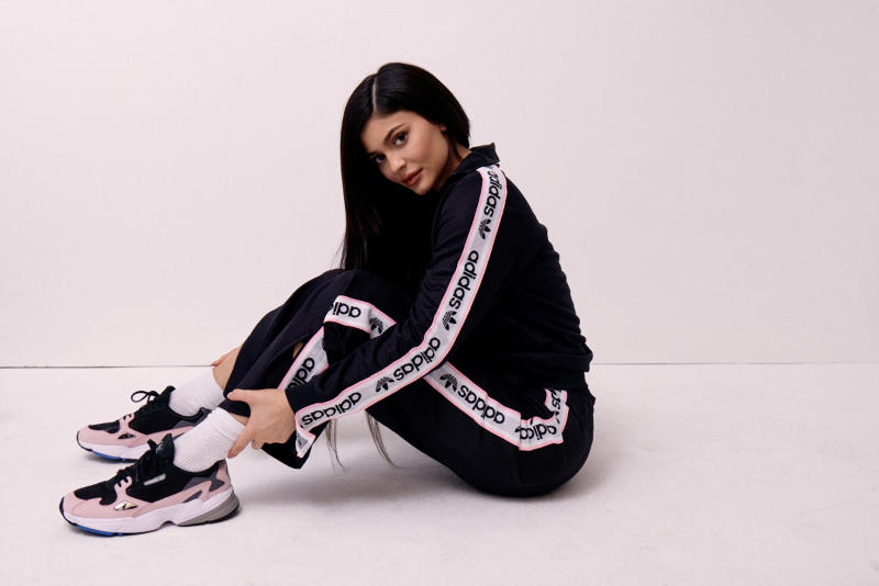 big sale a1153 30689 Kylie Jenner adidas Originals FallWinter 2018