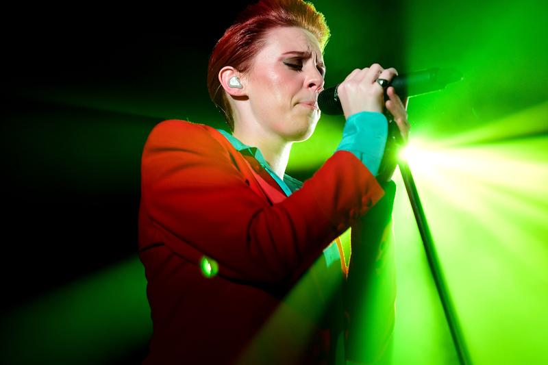 La Roux Announces American Tour