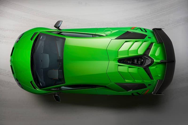Lamborghini Aventador SVJ Reveal Pebble Beach Concours d'Elegance