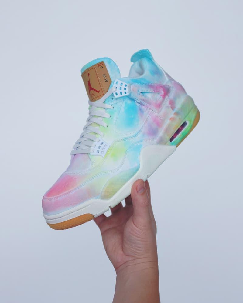larry luk tie dye levis air jordan 4 white 2018 footwear