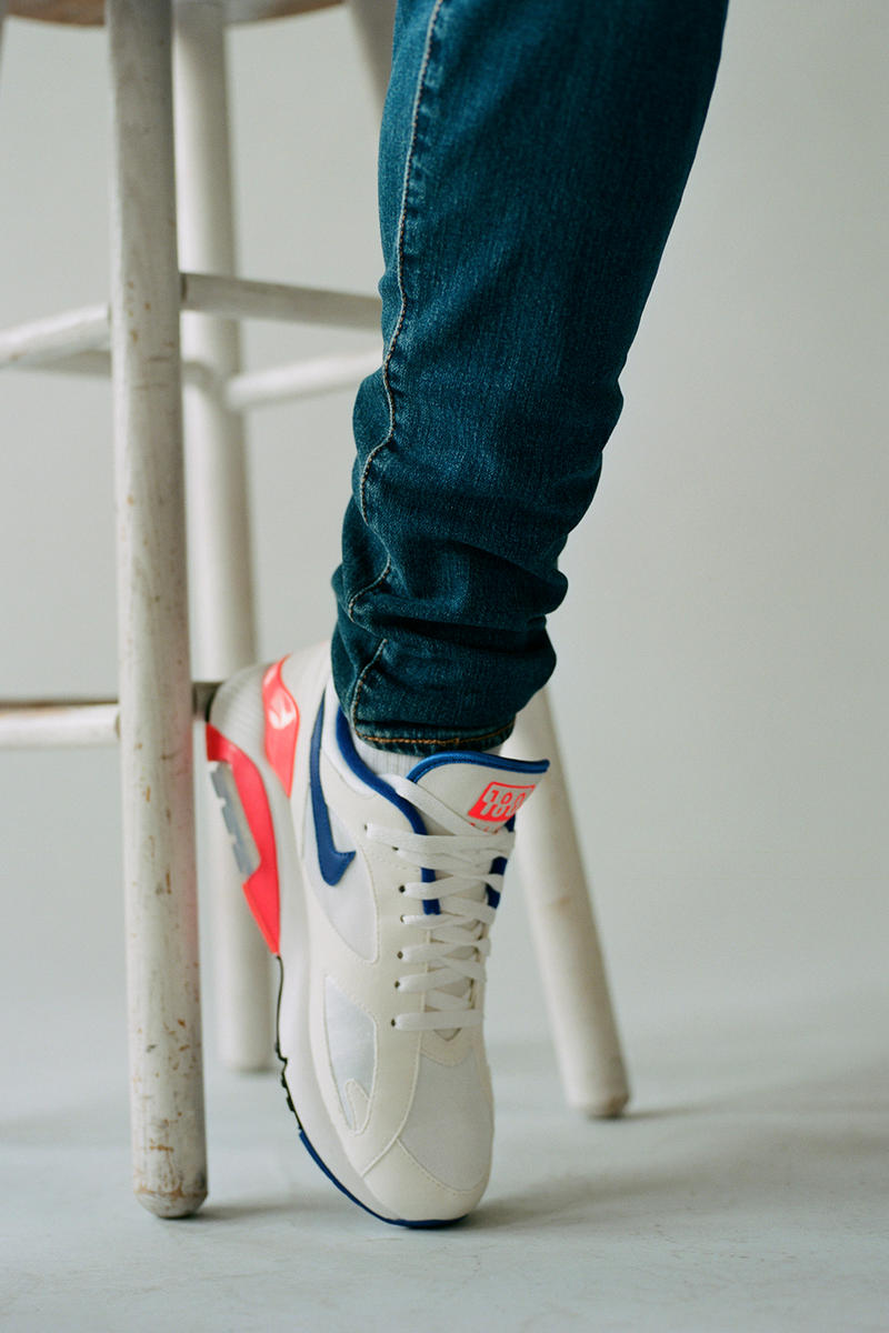 Levi's Fall/Winter 2018 Collection Lookbook Sneaker, Hi-Ball Taper