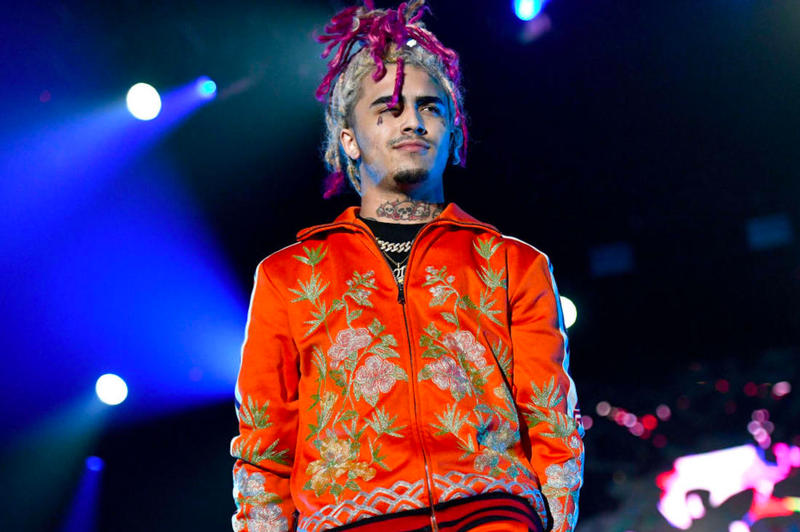 Lil Pump XXXTentacion Arms Around You Collaboration Preview New Track Song Jon FX Mally Mall