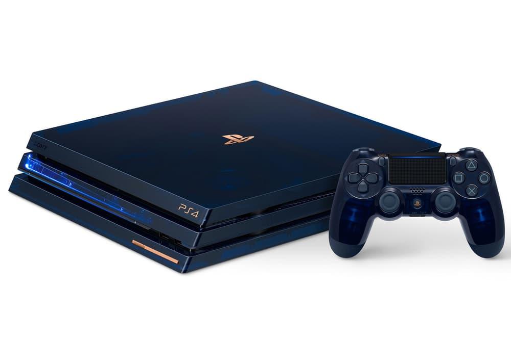 Sony Limited Edition Translucent PlayStation 4 Bundle
