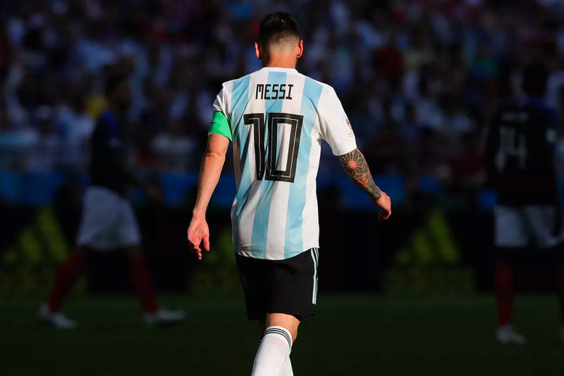 online store 47024 48f1a Lionel Messi Announces Departure From National Team | HYPEBEAST