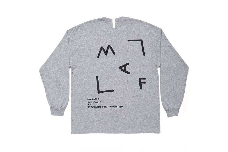 Little Sun Foundation Advisory Board Crystals Long Sleeve T shirt Project Grey Olafur Eliasson