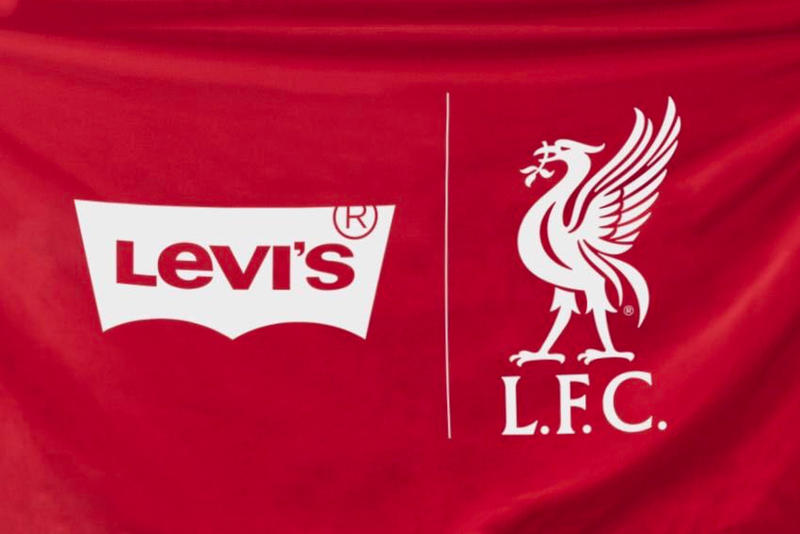 Levi's Music Project liverpool FC football club soccer