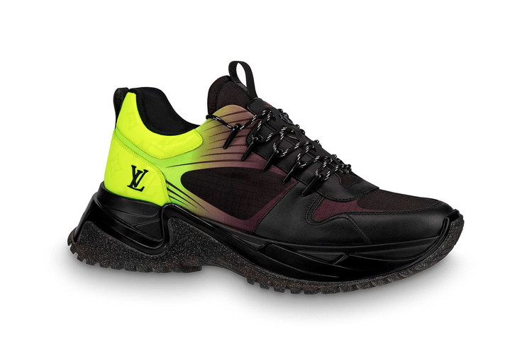 Louis Vuitton Unveils Its Latest Sneaker Expression The Run Away Pulse