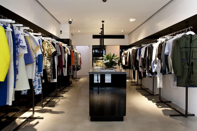 MACHINE-A x SHOWstudio Stock Sale 2018 Details Cop Purchase Buy Clothing Fashion Raf Simons Maison Margiela A-COLD-WALL* Gosha Rubchinskiy