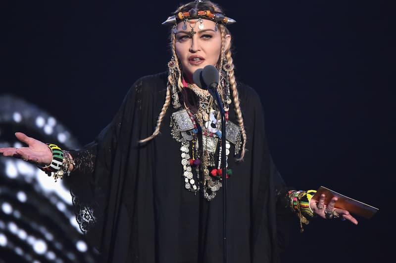 Madonna Tribute Aretha Franklin 2018 VMAs Backlash Camila Cabello