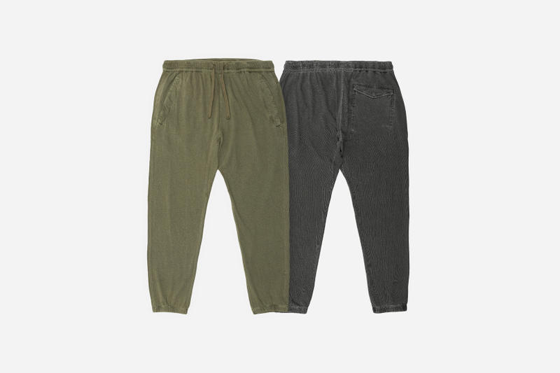 "maharishi ""Raw Hemp"" Fall/Winter 2018 Collection Cop Purchase Buy Lookbook Items Fashion Clothing Hoodies Shorts Jogging Bottoms Track Pants"