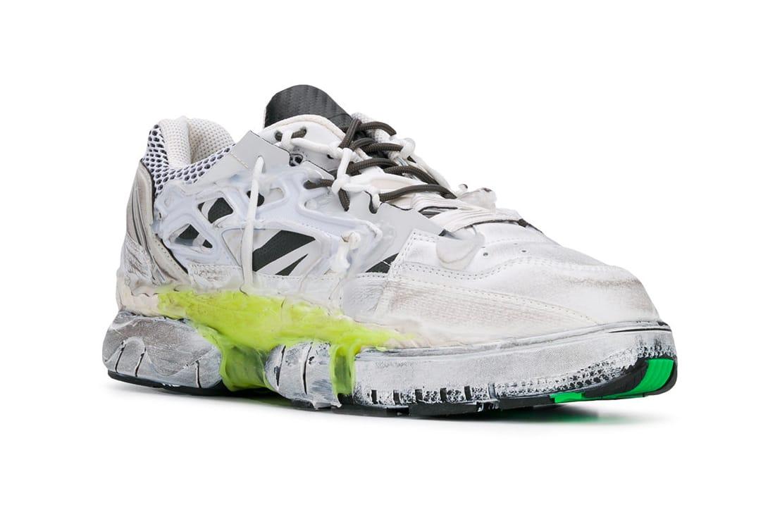 Maison Margiela Fusion Sneaker White