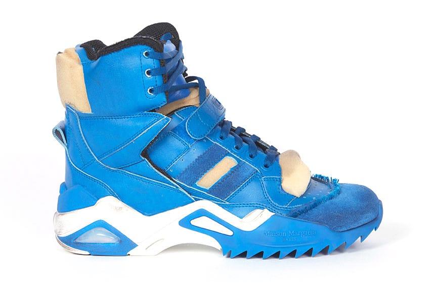 Maison Margiela Retro Fit Sneakers FW18