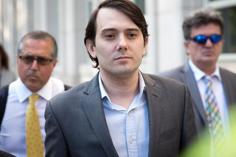 Martin Shkreli Wu-Tang Clan Album Interview once upon a time in shaolin 2 million District Court for the Eastern District of New York August 4 2017 conviction jury brooklyn