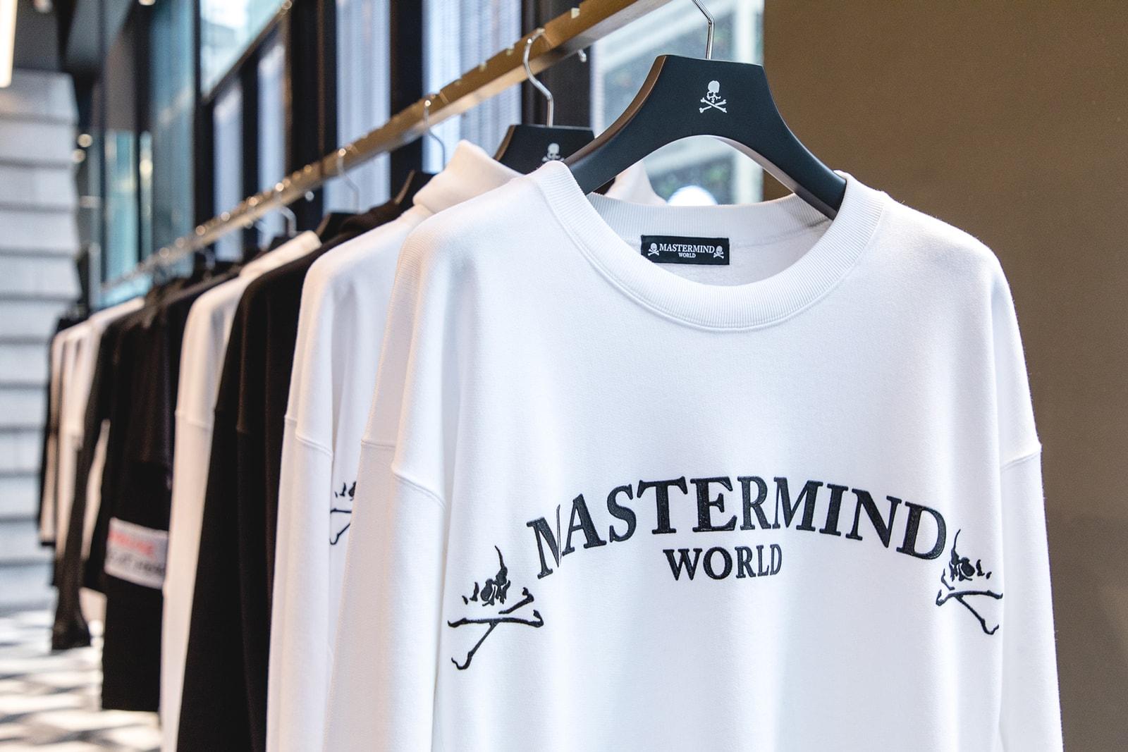 Masaaki Homma mastermind vs BAPE Concept Store Interview Japan World a Bathing Ape Hong Kong I.T Causeway Bay HK Fall Winter 2018 Pop up retail streetwear hypebeast IT Hong Kong Tokyo
