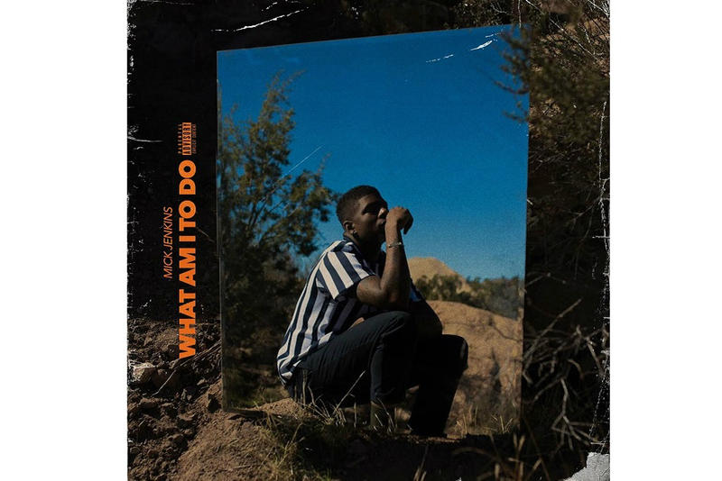 mick jenkins kaytranada what am i to do stream new 2018 song track single collaboration piece of a man