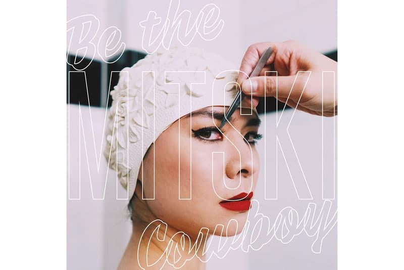 Mitski 'Be The Cowboy' Stream Apple Music Spotify Listen
