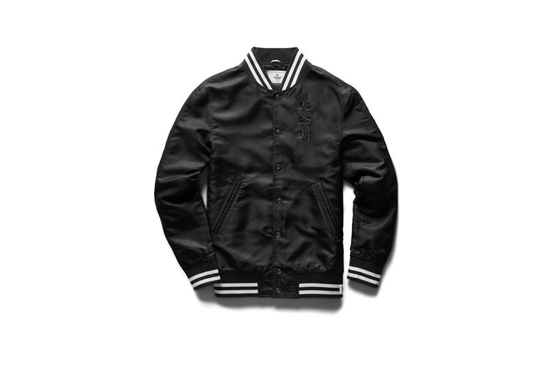 muhammad ali cassius clay reigning champ collaboration august 2 2018 black stadium varsity jacket