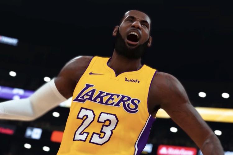 NBA 2K | HYPEBEAST
