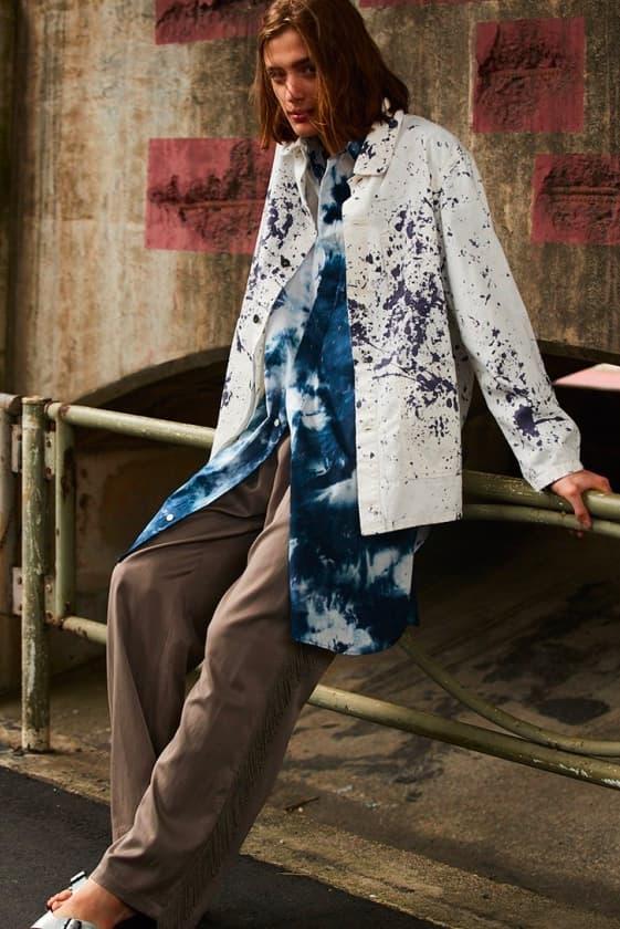 Needles Spring Summer 2019 Collection Lookbook Tracksuit Trackpant Jackets T shirt blazer shorts windbreaker hat