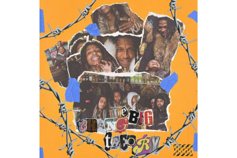Nef the Pharaoh The Big Chang Theory new album The Bay Area Cuban Doll ONB Peezy Cuban Doll