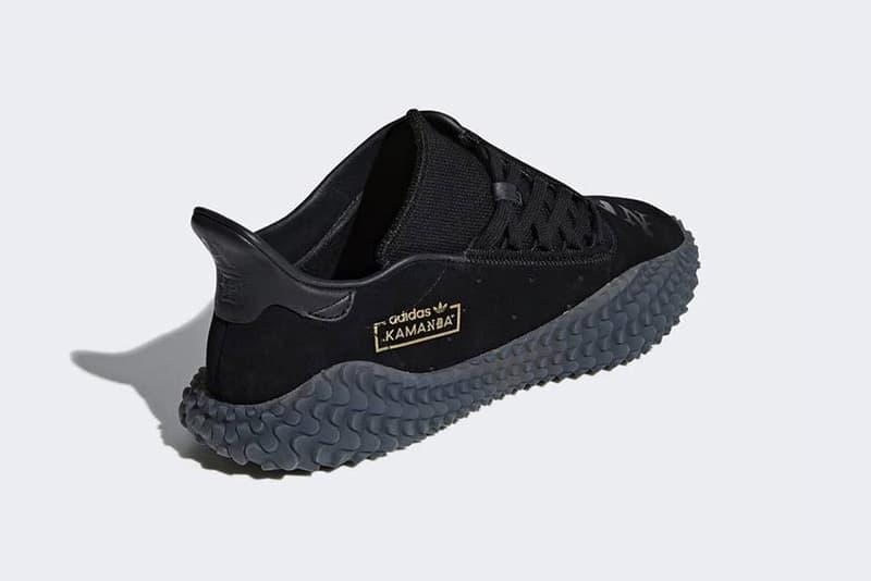 NEIGHBORHOOD x adidas Kamanda black