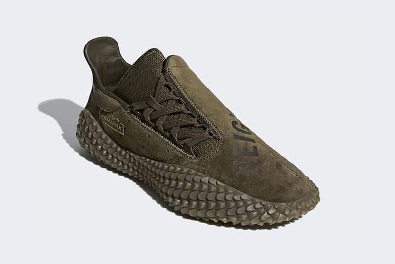 NEIGHBORHOOD x adidas Kamanda olive