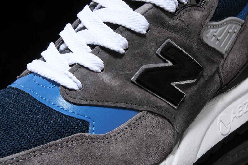 6e506fd736140 New Balance 998 Made in USA Shoe Details Cop Purchase Buy Trainers Footwear  Sneakers America Grey