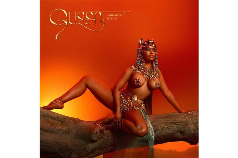 Nicki Minaj Queen Release Drop Today 12 PM EST