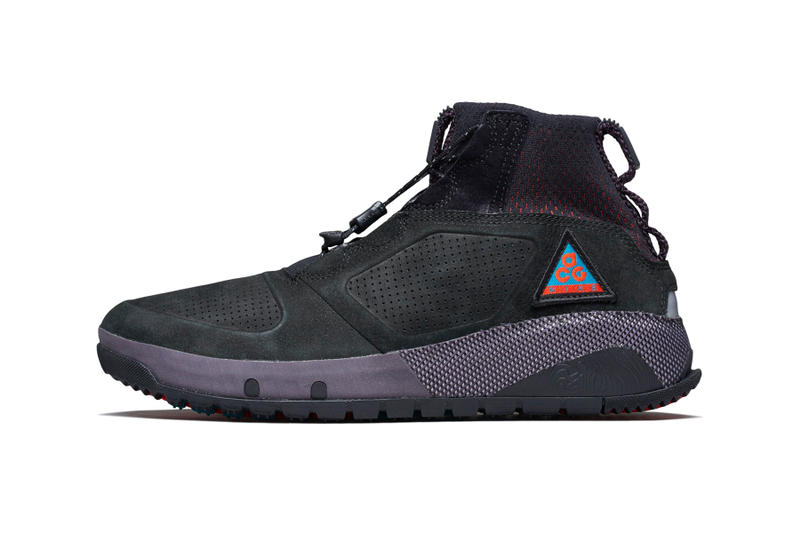 "Nike ACG Ruckel Ridge ""Black/Geode Teal"" Release sneaker date info price purchase online buy"
