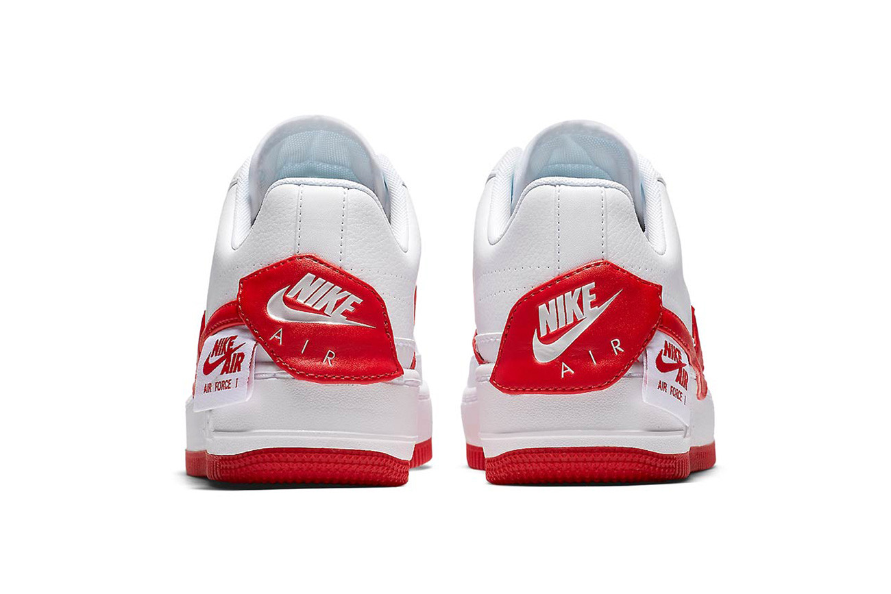 nike air force jester white