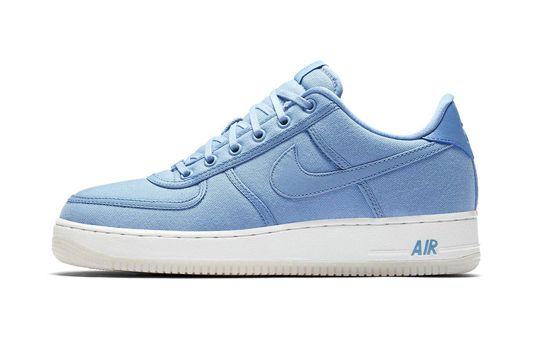 8cfccaa40cb Nike Air Force 1 Low Canvas Returns With Tonal Uppers Next Week