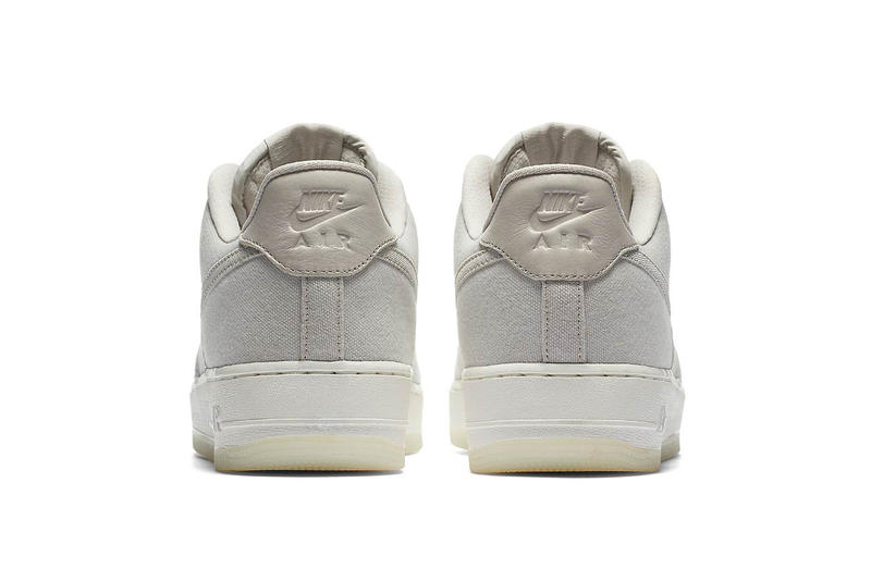 outlet store 56b56 3dfb3 Nike Air Force 1 Low Retro QS Canvas Release December Sky December Sky-Off  White