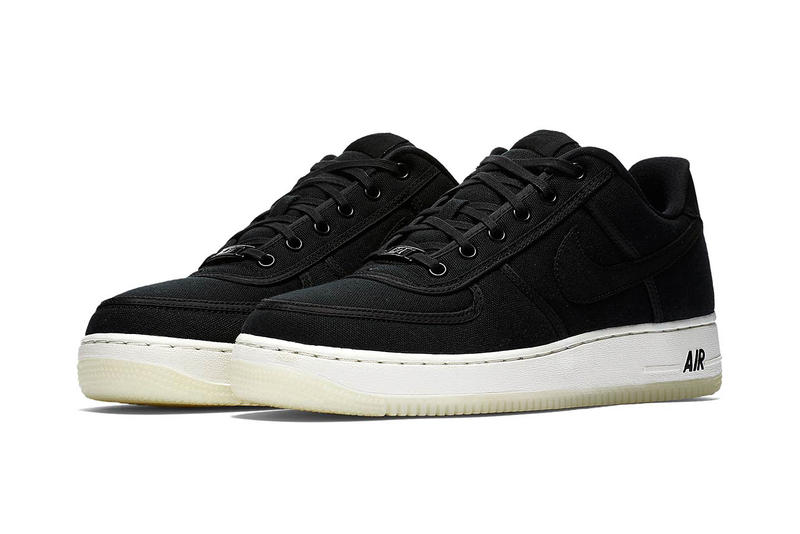 Nike Air Force 1 Low Retro QS Canvas Release December Sky December Sky-Off  White 90293d460
