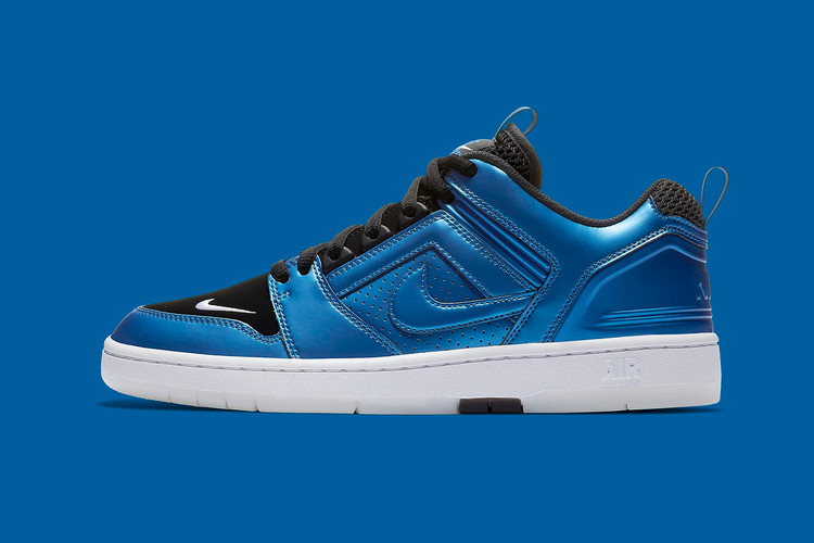 """f291265a59b0 Nike SB Reveals Images of the Air Force 2 Low """"Foamposite"""""""