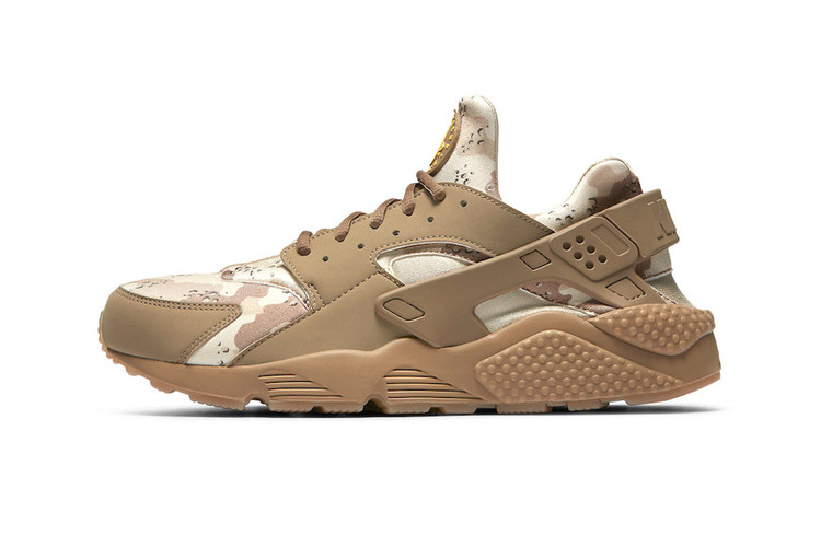 1f09c02b1e686 Nike s Air Huarache Dons Two New Stealthy Camo Prints