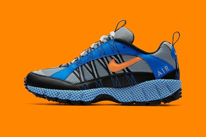 Nike Air Humara Blue Spark Release Hypebeast